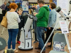 North West Astronomy Centre visitors