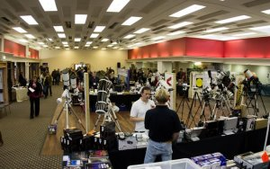 North West Astronomy Festival Main Hall