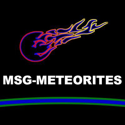 MSG-Meteorites logo